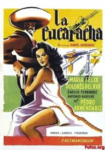 La Cucaracha - Poster / Capa / Cartaz - Oficial 2