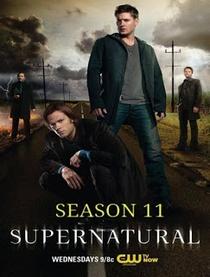 Sobrenatural (11ª  Temporada) - Poster / Capa / Cartaz - Oficial 3