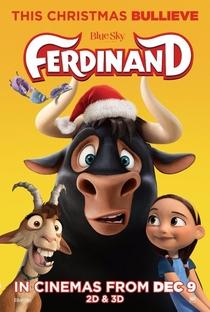 O Touro Ferdinando - Poster / Capa / Cartaz - Oficial 14