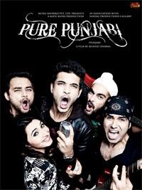 Pure Punjabi - Poster / Capa / Cartaz - Oficial 3