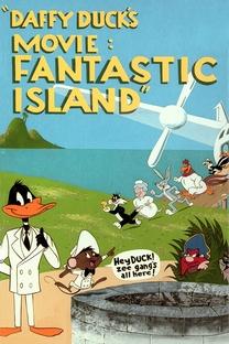 Patolino: A Ilha Fantástica - Poster / Capa / Cartaz - Oficial 1