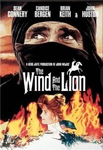 O Vento e o Leão - Poster / Capa / Cartaz - Oficial 4