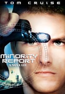 Minority Report - A Nova Lei - Poster / Capa / Cartaz - Oficial 10