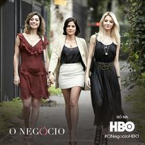O Negócio (1ª Temporada) - Poster / Capa / Cartaz - Oficial 2
