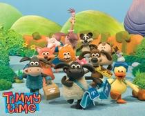 Timmy e Seus Amigos - Poster / Capa / Cartaz - Oficial 3