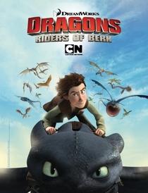 Dragões da DreamWorks (1ª Temporada) - Poster / Capa / Cartaz - Oficial 1