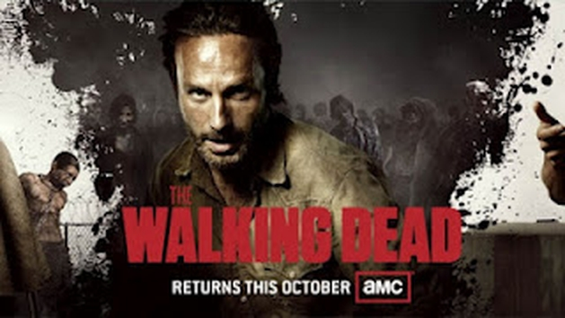 AMC divulga o banner da 3ª temporada de 'The Walking Dead' ~ Película