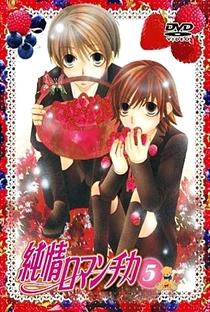 Junjou Romantica (1ª Temporada) - Poster / Capa / Cartaz - Oficial 13