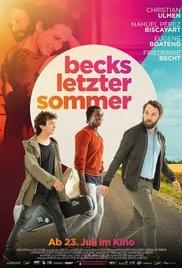 Beck's Last Summer - Poster / Capa / Cartaz - Oficial 1