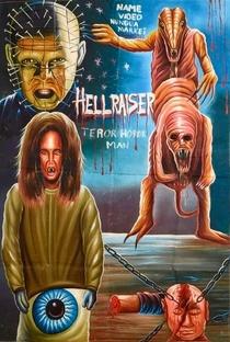 Hellraiser: Renascido do Inferno - Poster / Capa / Cartaz - Oficial 10