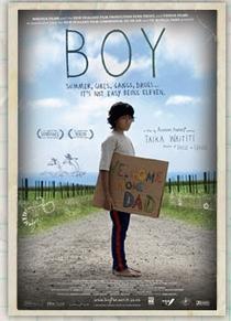 Boy - Poster / Capa / Cartaz - Oficial 2