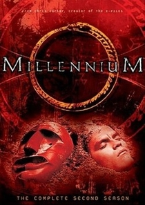 Millennium (2ª Temporada) - Poster / Capa / Cartaz - Oficial 1
