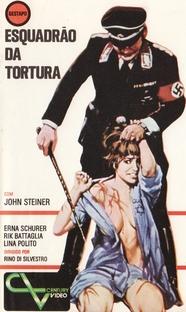 Gestapo Esquadrão da Tortura - Poster / Capa / Cartaz - Oficial 2