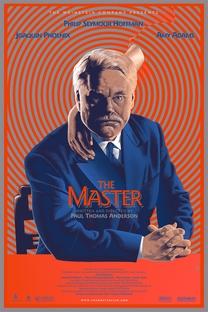 O Mestre - Poster / Capa / Cartaz - Oficial 15