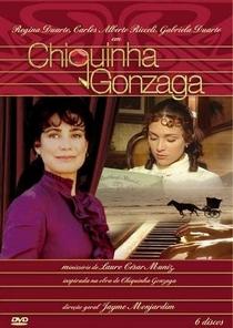 Chiquinha Gonzaga - Poster / Capa / Cartaz - Oficial 1