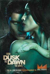 Um Drink no Inferno (2ª Temporada) - Poster / Capa / Cartaz - Oficial 1
