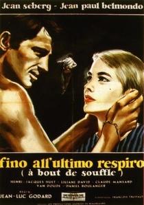 Acossado - Poster / Capa / Cartaz - Oficial 15