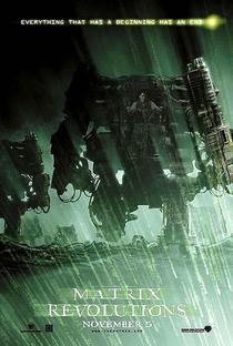 Matrix Revolutions - Poster / Capa / Cartaz - Oficial 12