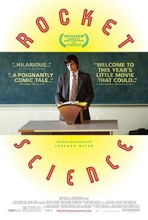 Rocket Science - Poster / Capa / Cartaz - Oficial 1