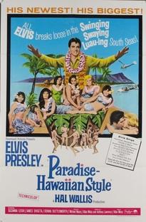 No Paraíso do Havaí - Poster / Capa / Cartaz - Oficial 1