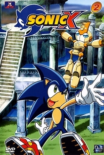 Sonic X (3ª Temporada) - Poster / Capa / Cartaz - Oficial 10