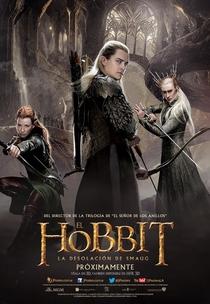 O Hobbit: A Desolação de Smaug - Poster / Capa / Cartaz - Oficial 13