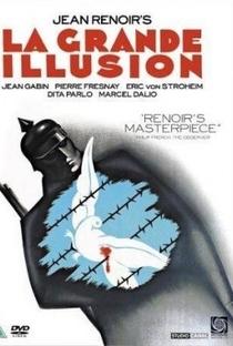 A Grande Ilusão - Poster / Capa / Cartaz - Oficial 2