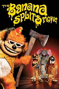The Banana Splits Movie - Poster / Capa / Cartaz - Oficial 1