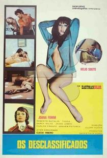 Os Desclassificados - Poster / Capa / Cartaz - Oficial 1