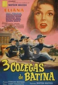 Três Colegas de Batina - Poster / Capa / Cartaz - Oficial 1