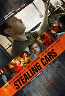 Roubando Carros - Poster / Capa / Cartaz - Oficial 3