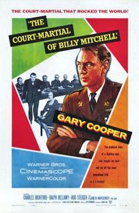 A Corte Marcial de Billy Mitchell - Poster / Capa / Cartaz - Oficial 1