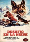 Desafio ao Lobo Branco - Poster / Capa / Cartaz - Oficial 1