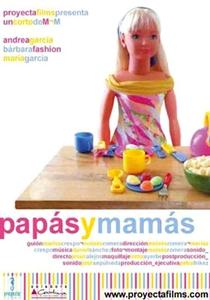 Papás y mamás - Poster / Capa / Cartaz - Oficial 1