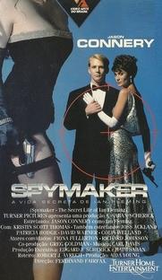 Spymaker - A Vida Secreta de Ian Fleming - Poster / Capa / Cartaz - Oficial 1