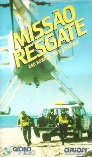 Missão Resgate - Poster / Capa / Cartaz - Oficial 1