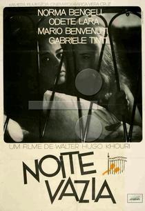 Noite Vazia - Poster / Capa / Cartaz - Oficial 2