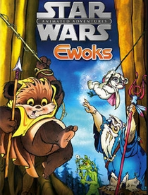 Ewoks (1º Temporada) - Poster / Capa / Cartaz - Oficial 3