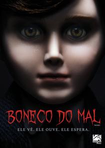 Boneco do Mal - Poster / Capa / Cartaz - Oficial 11