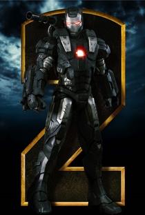Homem de Ferro 2 - Poster / Capa / Cartaz - Oficial 8