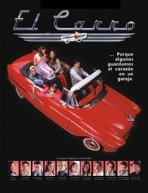 El Carro - Poster / Capa / Cartaz - Oficial 2