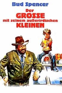O Xerife e o Pequeno Extraterrestre - Poster / Capa / Cartaz - Oficial 3