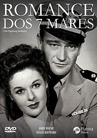 Romance dos Sete Mares - Poster / Capa / Cartaz - Oficial 5