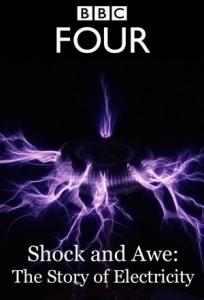 Choque e Tremor - A História da Eletricidade - Poster / Capa / Cartaz - Oficial 1