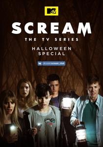 Scream: Especial de Halloween - Poster / Capa / Cartaz - Oficial 1