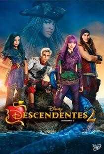 Descendentes 2 - Poster / Capa / Cartaz - Oficial 3