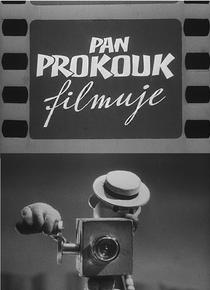 Mr. Prokouk Filmmaker - Poster / Capa / Cartaz - Oficial 1