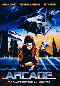 Arcade - A Realidade Mortal - Poster / Capa / Cartaz - Oficial 1