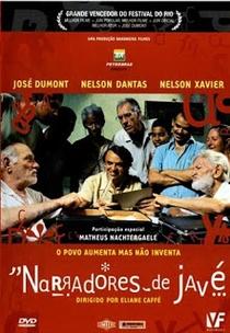 Narradores de Javé - Poster / Capa / Cartaz - Oficial 3