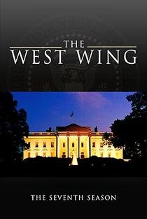 West Wing: Nos Bastidores do Poder (7ª Temporada) - Poster / Capa / Cartaz - Oficial 1